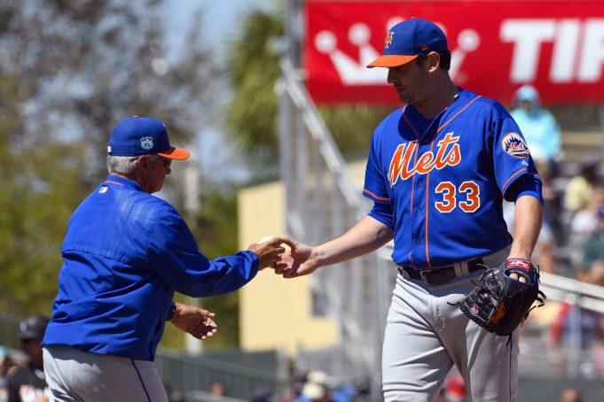 New York Mets Amazin' News, 3/27/17: Matt Harvey, Zack Wheeler Impress, Robert Gsellman Cemented