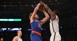 New York Knicks Clinch 4th Straight Losing Season With Loss to Brooklyn