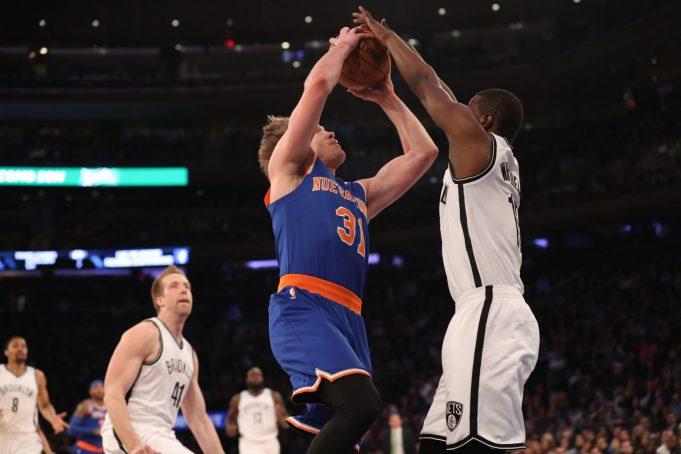 New York Knicks Clinch 4th Straight Losing Season With Loss to Brooklyn