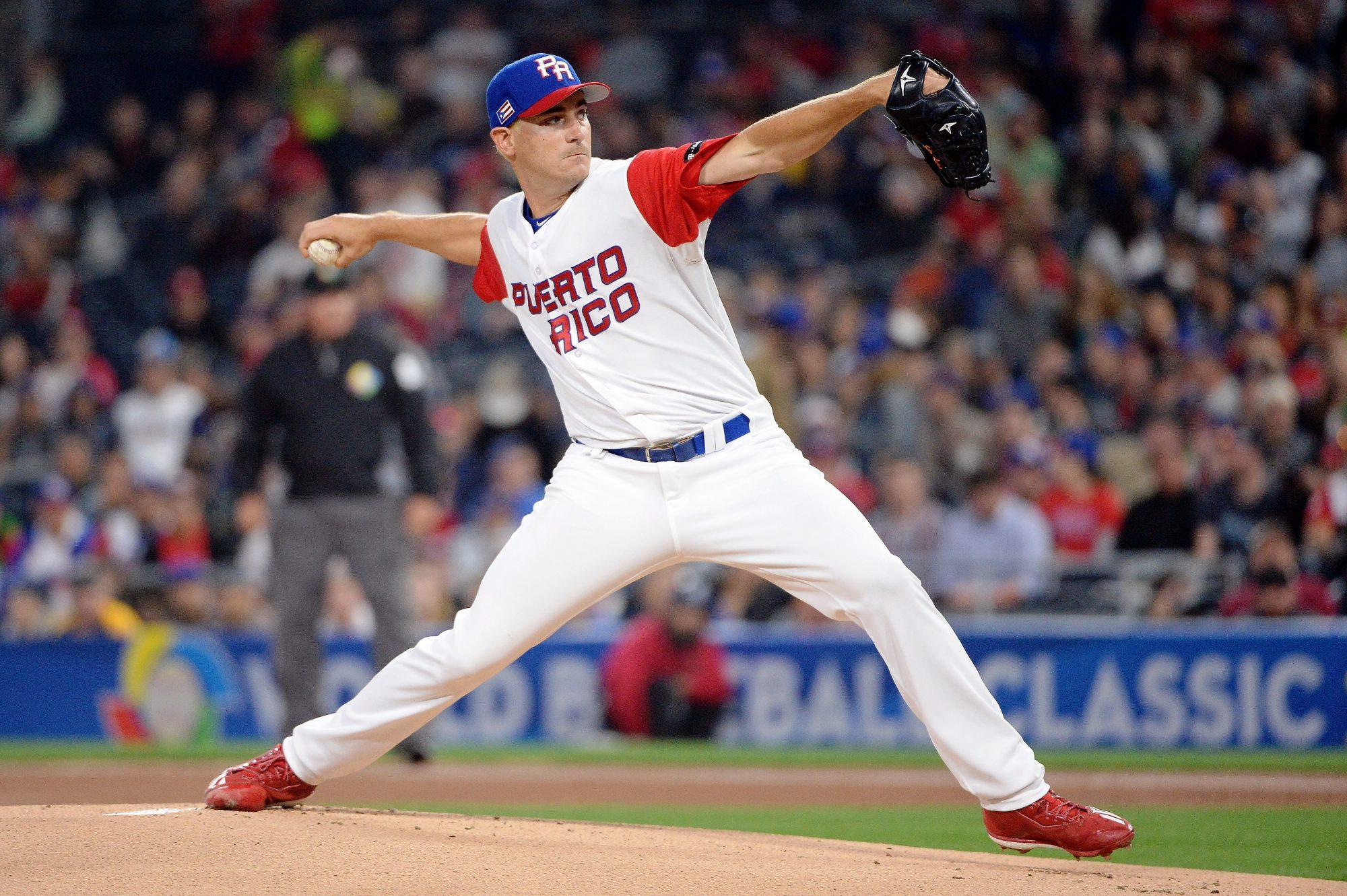 The World Baseball Classic's Unlikeliest Star Is the New York Mets' Darkhorse Fifth Starter 1