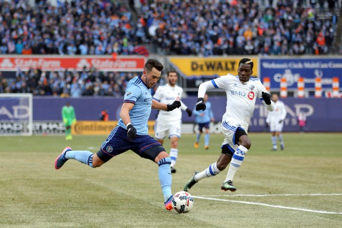 NYCFC Doesn't Disappoint Through Opening Weeks of 2017 MLS Season 1