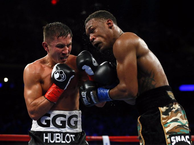 Gennady Golovkin Narrowly Escapes First Career Loss Against Daniel Jacobs (Highlights)