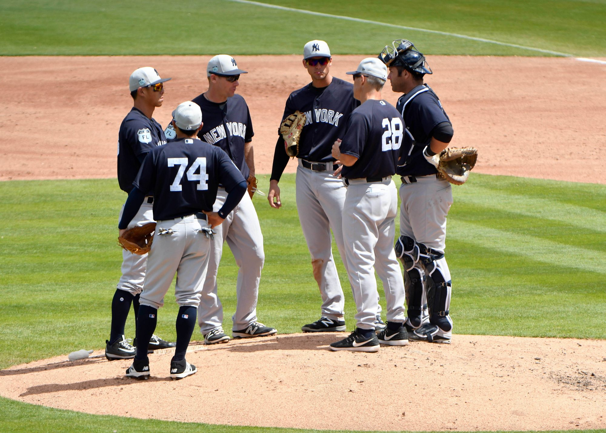 4 New York Yankees Players Who Should Start In The Minors This Year 5