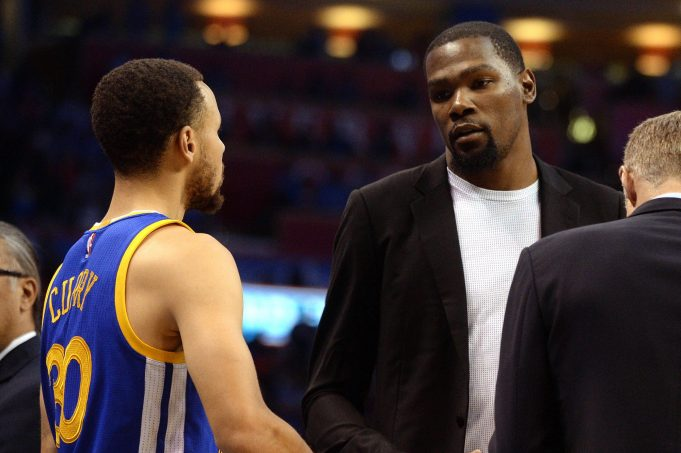 With Kevin Durant On the Mend, the Golden State Warriors are Scary Again