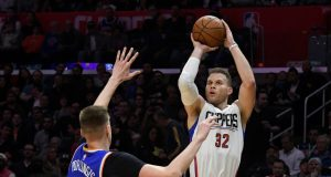 New York Knicks Toppled by Blake Griffin and Clippers After Three Day Rest