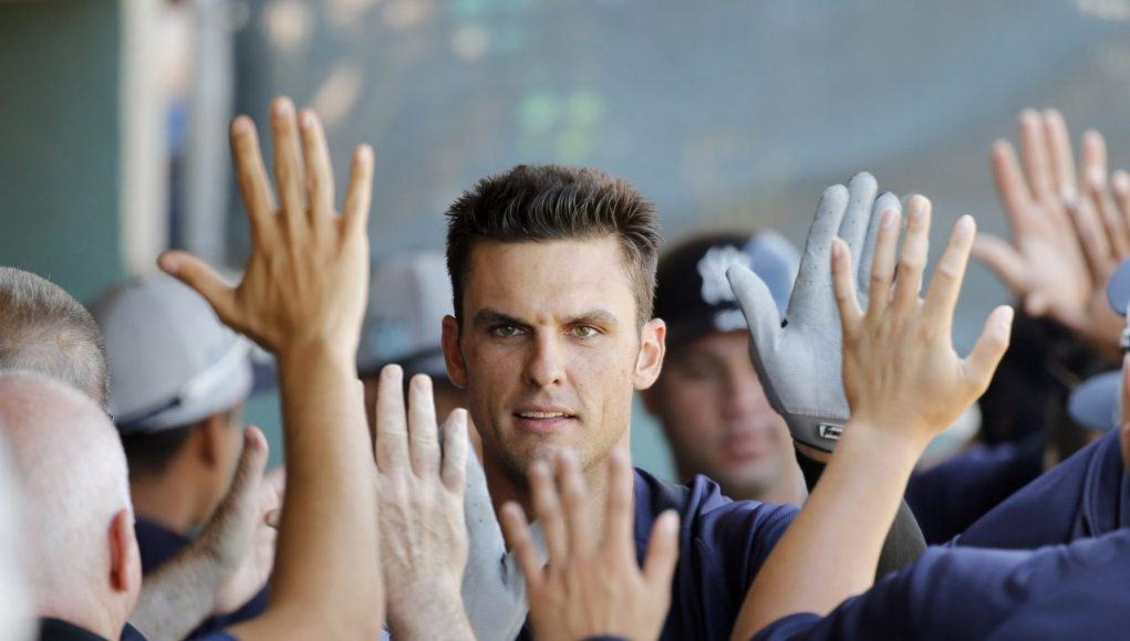 Greg Bird And Chris Carter Have Been Polar Opposites For The New York Yankees 2