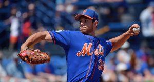 New York Mets Amazin' News, 3/26/17: Steven Matz Scratched, Rafael Montero Sparkles