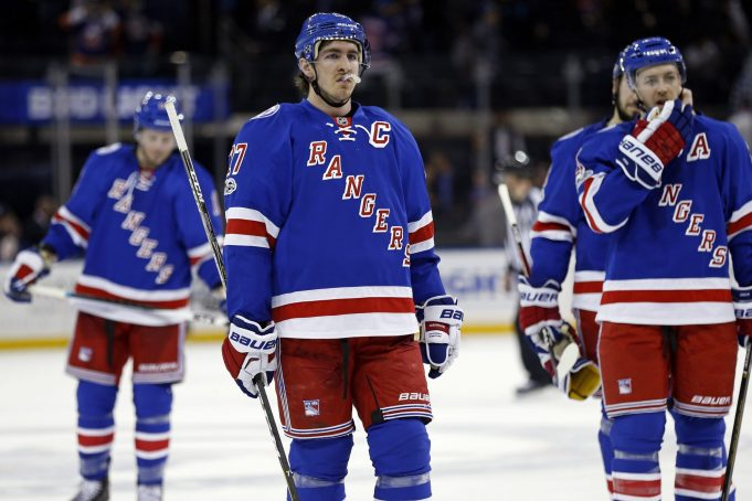 Why In the World Do the New York Rangers Shockingly Struggle at MSG?