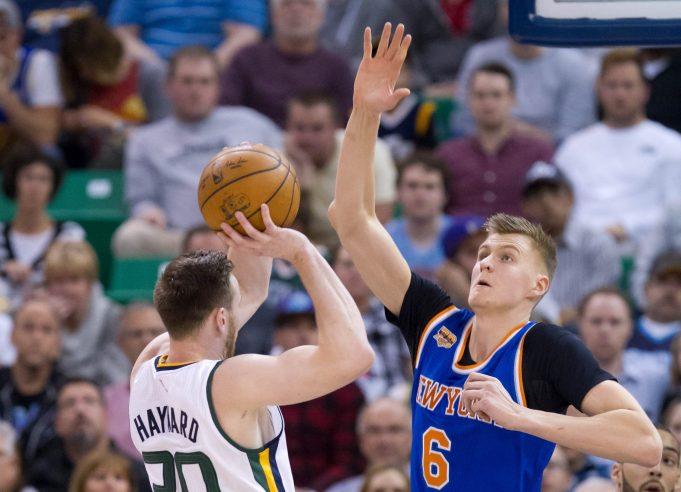 Don't Get Blindsided: Kristaps Porzingis Might Leave the New York Knicks