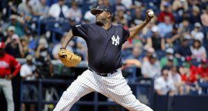 New York Yankees Bombers Buzz, 3/25/17: Young Studs Demoted, CC Sabathia Struggles