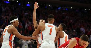 Florida, Wisconsin at MSG Turns Out To Be the Game of the NCAA Tournament (Highlights)
