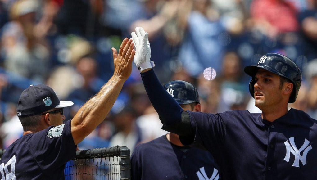 New York Yankees Bronx Bomber Buzz: 3/26/17