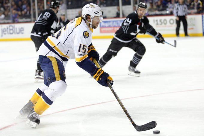 New York Islanders Fall to Nashville Predators, 3-1 (EN)