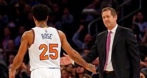 New York Knicks News Mix, 3/28/17: 5 Game Losing Steak Snapped, More On Noah Suspension