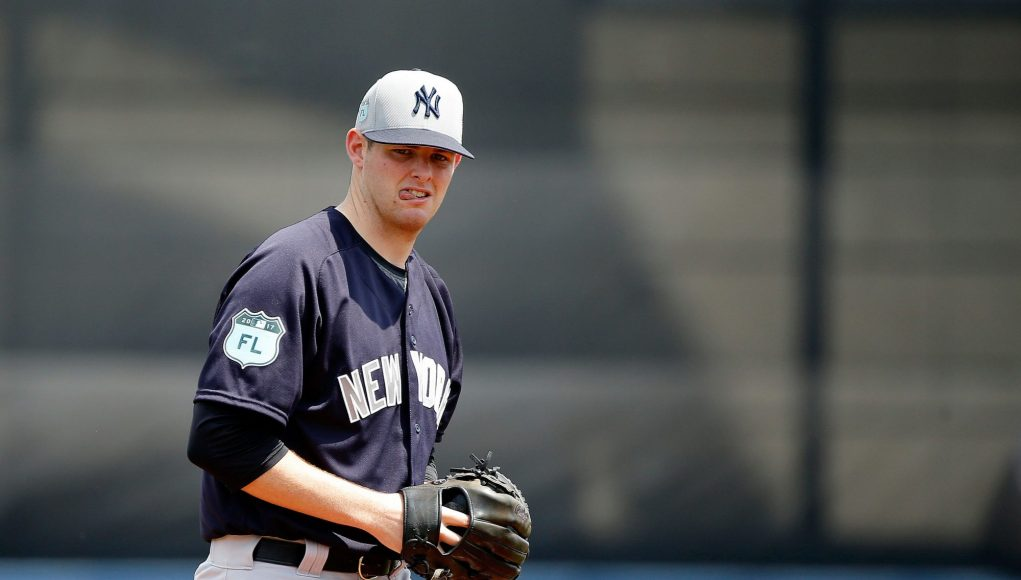 Solid Outing By Jordan Montgomery Should All But Seal Yankees Rotation Spot