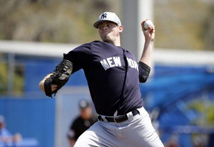 New York Yankees Bomber Buzz, 3/30/17: Cashman Teases Rotation Winner 1