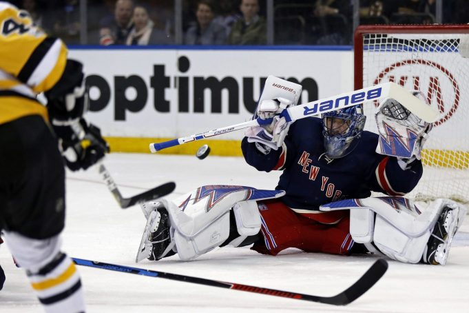 New York Rangers Roundup, 4/1/17: Home Woes Continue Against the Pittsburgh Penguins