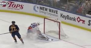 New York Islanders' Josh Ho-Sang Tallies Highlight-Reel Goal (Video) 2