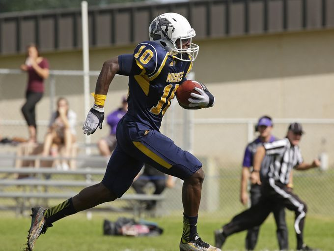 New York Giants Taking an Interest in Division III Star Kezlow Smith