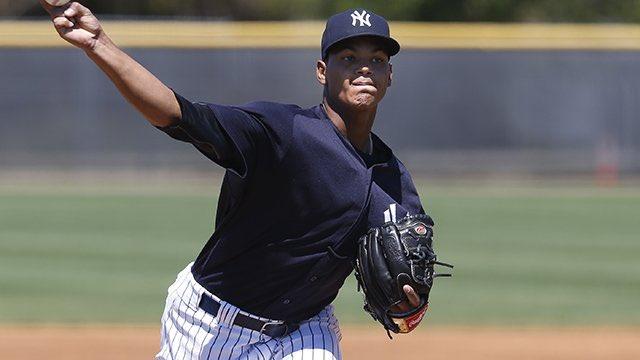 Albert Abreu Is Making Offseason Deal Look Bright For The New York Yankees 2