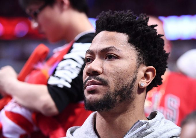 New York Knicks News Mix, 4/24/17: Derrick Rose Takes in Playoffs, KP Update