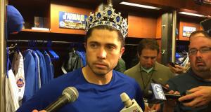New York Mets' Travis d'Arnaud Crowned 'King of Queens' On This Eve 1