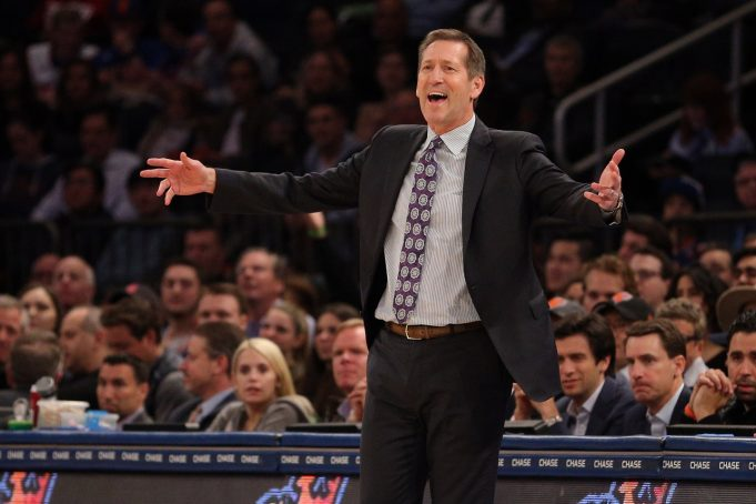 New York Knicks: Jeff Hornacek Rubbed Some Players the Wrong Way (Report)