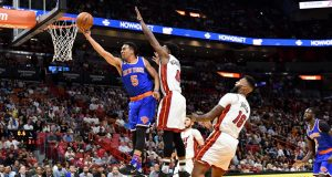 New York Knicks News Mix, 4/1/17: Meaningless Road Win, Hornacek Wants His Team To Play Like Miami 1