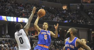 New York Knicks News Mix, 4/8/17: Courtney Lee Flips Out On No-name Rookie