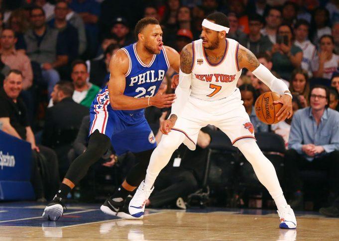 New York Knicks News Mix, 4/13/17: Carmelo Anthony Says Team 'Might' Trade Him