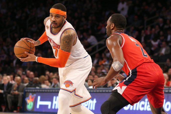 Knicks: Carmelo Anthony Responds to Phil Jackson's Press Conference