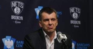 Brooklyn Nets Owner Mikhail Prokhorov Selling 49 Percent Stake in Team