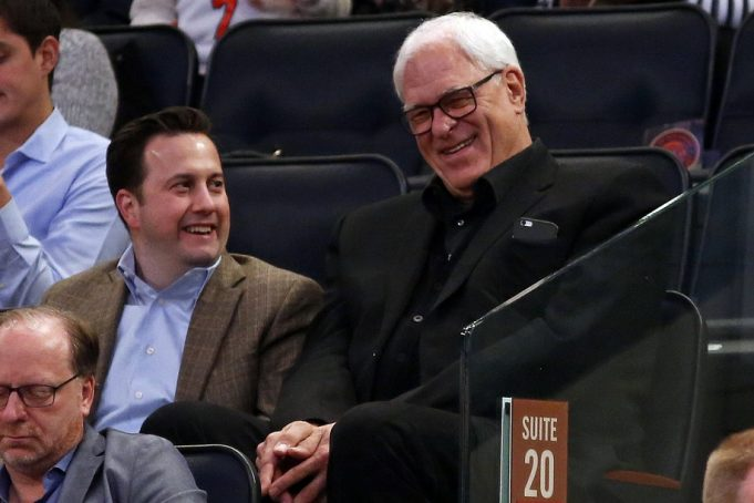 New York Knicks: Phil Jackson Throws Carmelo Anthony Under the Bus