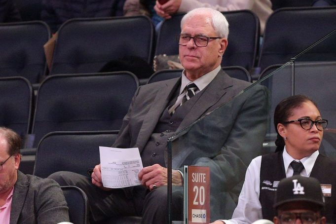 New York Knicks, Phil Jackson Agreed On Two-Year Option (Report)