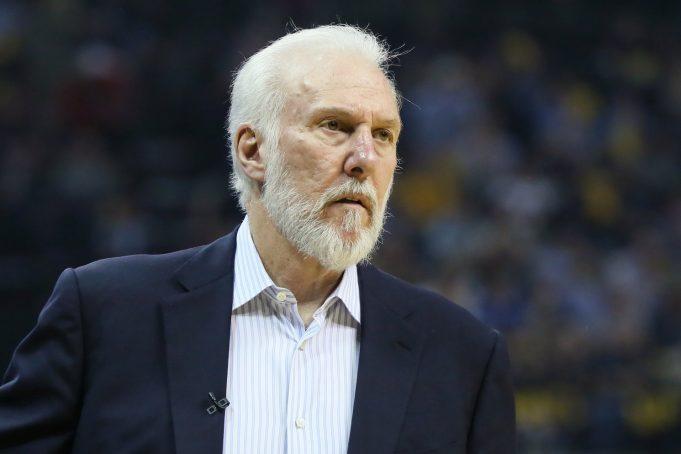 San Antonio Spurs Coach Gregg Popovich Left $5,000 Tip At Memphis Bar