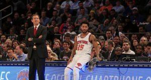 Jeff Hornacek: New York Knicks Will 'Definitely Take a Look' at Re-Signing Derrick Rose