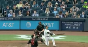 New York Yankees: Starlin Castro Launches Game-Tying Homer In The Ninth (Video)