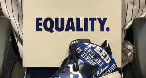New York Yankees Show Off Special Cleats To Honor Jackie Robinson (Photos)