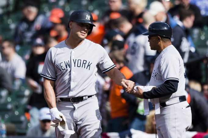 New York Yankees: Matt Holliday's Obscure Day Puts Him On Exclusive List 1