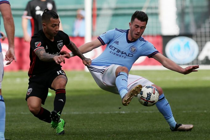 Takeaways From NYCFC's 2-1 Loss to D.C. United (Highlights)