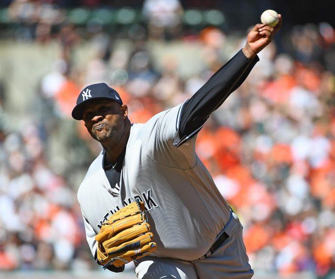 CC Sabathia Hopes To Continue Surge As New York Yankees Begin Road Trip