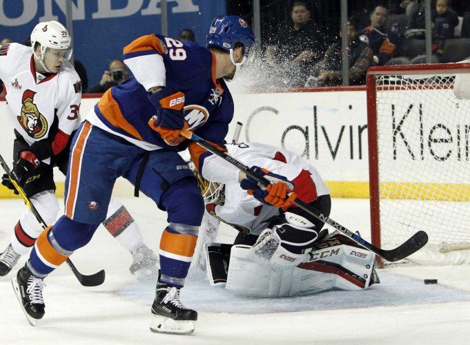That's a Wrap: New York Islanders Defeat Ottawa Senators, 4-2