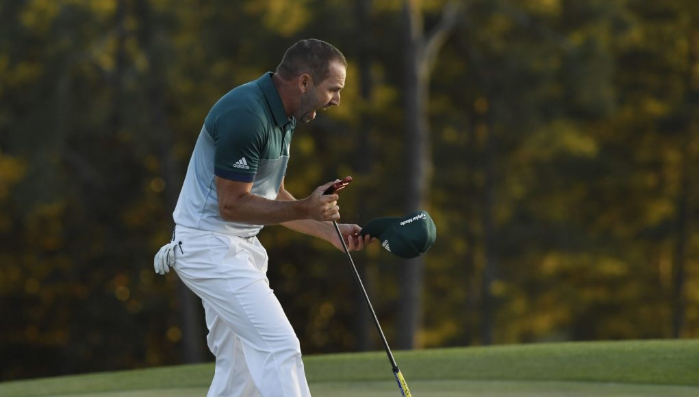 The Masters 2017: Sergio Garcia Finally Snags that Elusive Green Jacket (Highlights)