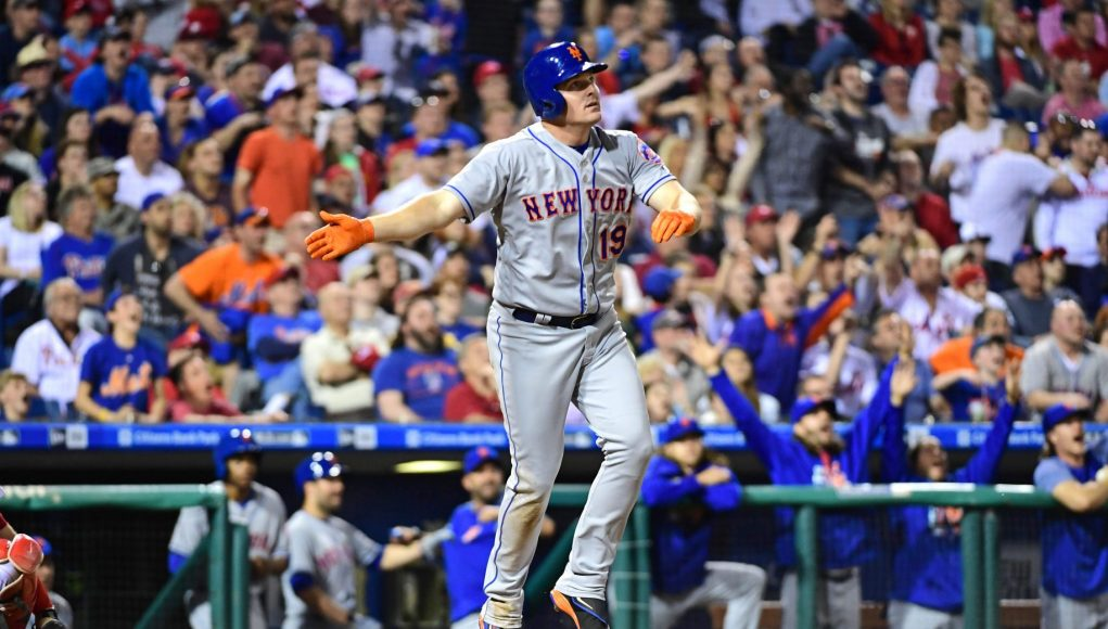 New York Mets' Jay Bruce Hits Two Homers In 4-3 Win Over the Philadelphia Phillies (Highlights) 2