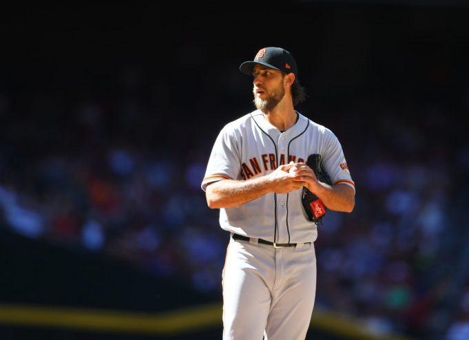 Daily Fantasy Baseball, 4/13/17: Bet on Madison Bumgarner and Josh Donaldson 3