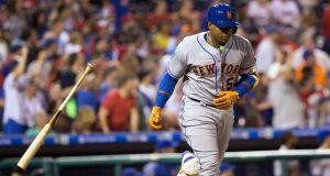 New York Mets Beat Up the Philadelphia Phillies 14-4 on Yoenis Cespedes' Trio of HRs (Highlights) 2
