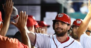 Daniel Murphy Burns the New York Mets Yet Again, This Time on a Slam (Video)