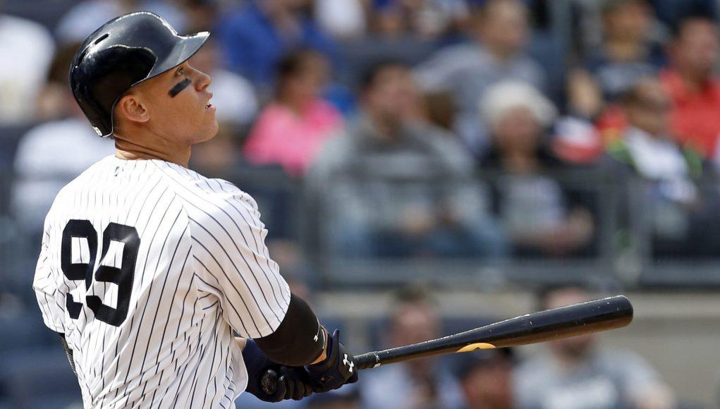 New York Yankees: Aaron Judge's Inhuman Power Is On Full Display