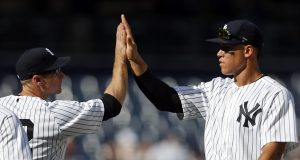 New York Yankees Look To Finish Off Sweep Of Tampa Bay