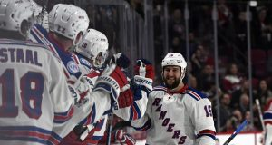 New York Rangers Choosing Tanner Glass Over Pavel Buchnevich is Absolutely 'Hockey Correct'